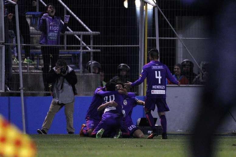 Real Potosí terminó su pretemporada en Argentina. EFE