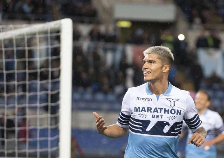 La Lazio rechazó una oferta de la Juve por Correa. EFE