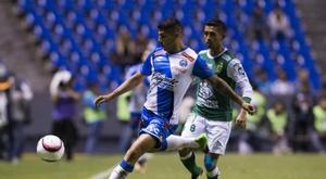 Erick Pimentel (i) jugará en Guatemala. EFE/Archivo