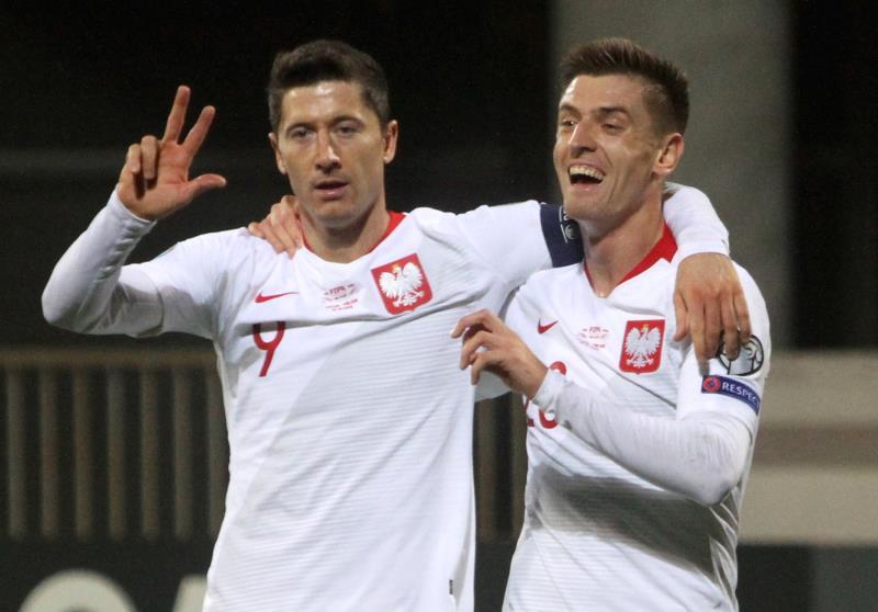 Estas son las selecciones clasificadas para la Eurocopa 2020: Polonia