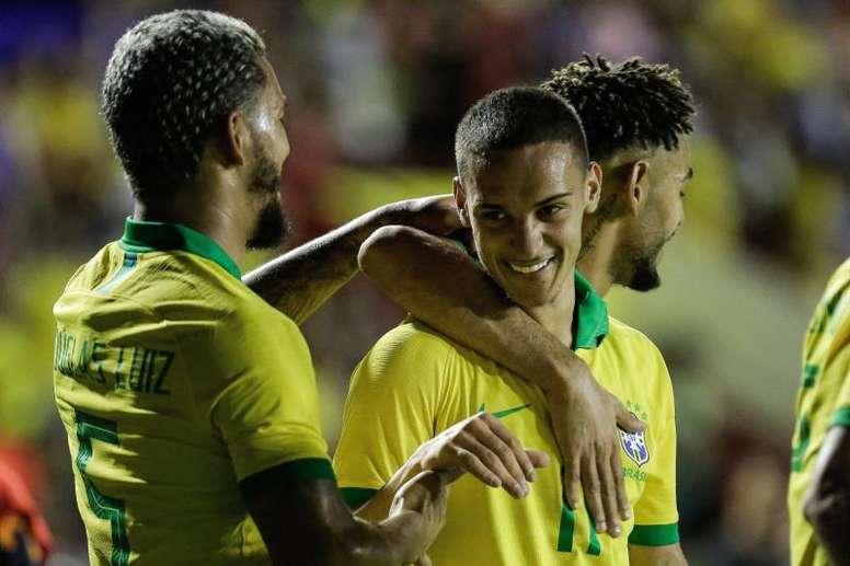 Japón toma Brasil. EFE