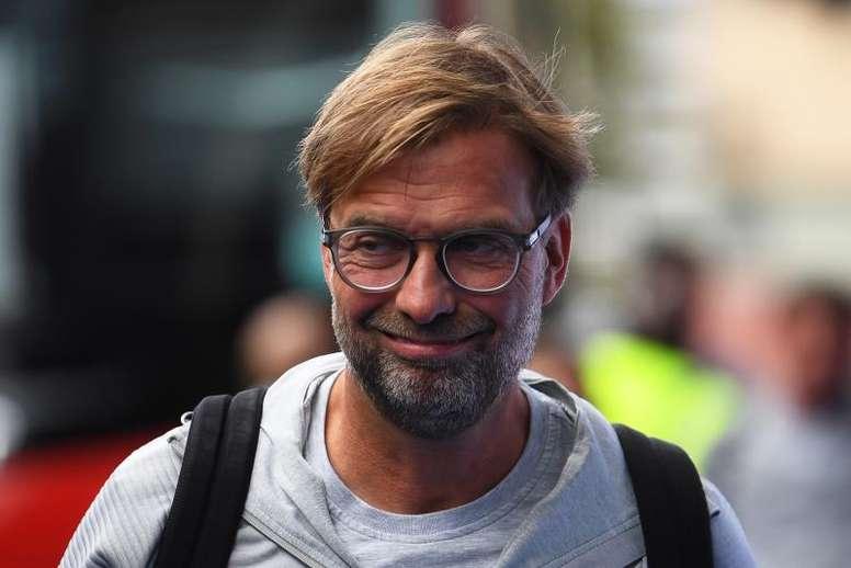 Klopp sigue sumando éxito en Liverpool. EFE