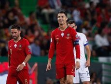 Francia y Portugal ya acarician la Eurocopa. EFE