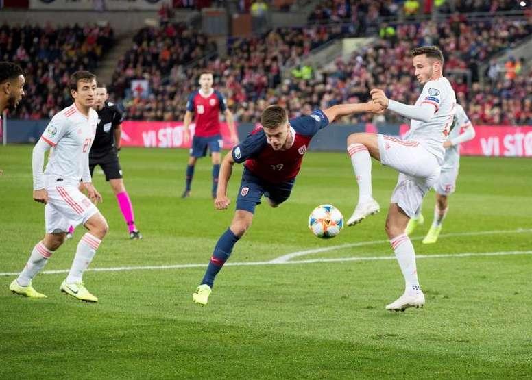 España podría enfrentarse a Holanda y Bélgica. EFE