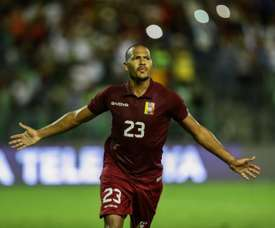 Chelsea decided not to sign Rondon on loan from China. EFE/Rayner Pena