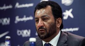 Al-Thani sigue a la gresca con el administrador judicial. EFE