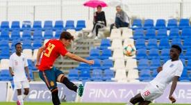 España empató al final del partido. EFE