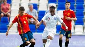Escocia e Inglaterra suspiran por Karamoko Dembélé. EFE