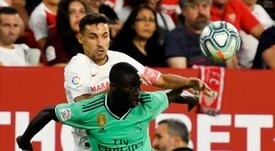 Las posibles alineaciones del Sevilla-Real Madrid. EFE