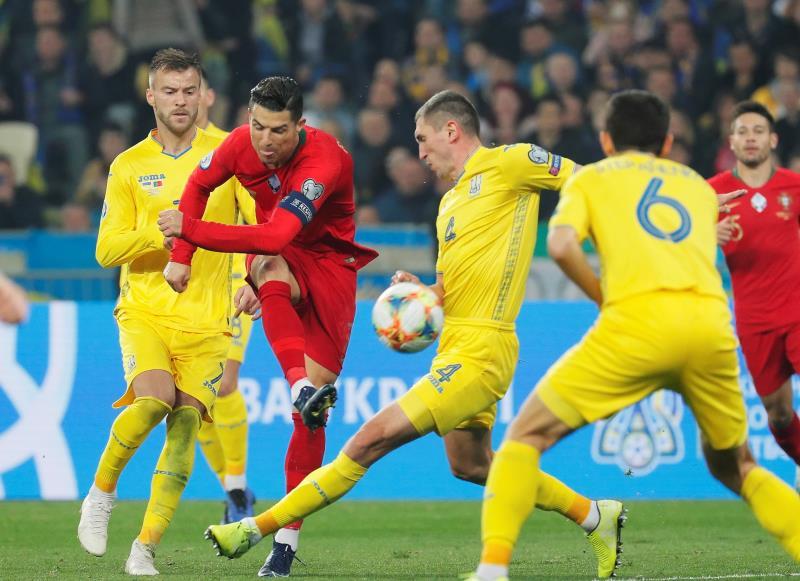 Estas son las selecciones clasificadas para la Eurocopa 2020: Ucrania