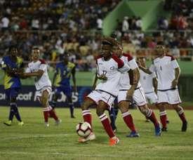 La República Dominicana busca la revancha ante Montserrat. EFE