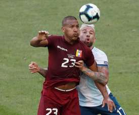 Chelsea a refusé Rondón. EFE