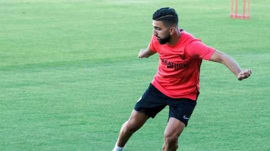 Galatasaray, nouvelle alternative pour Dabbur. EFE