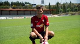 Íñigo Pérez ya está listo para volver a jugar. EFE/Iñaki Porto