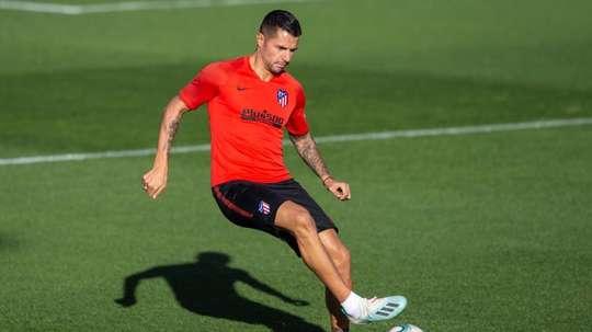 Vitolo volta após três semanas. EFE/Rodrigo Jiménez
