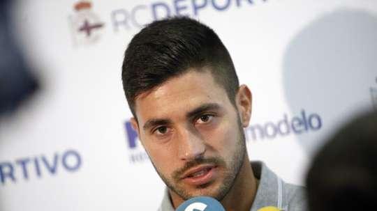 Carles Gil élu 'Recrue del'année' en MLS. EFE/Cabalar/Archivo
