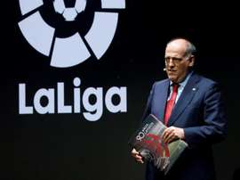 LaLiga give their date: they want the Clasico to be played on December 4th. EFE