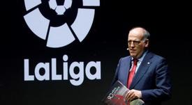 LaLiga demandé à ce que le Clasico soit joué le 4 décembre. EFE