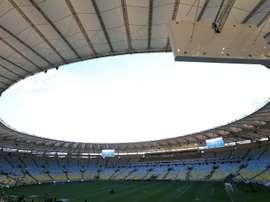 OFICIAL: la final de la Libertadores de 2020, en Maracaná. EFE/Marcelo Sayão