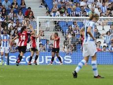 El fútbol femenino sigue envuelto en polémica. EFE