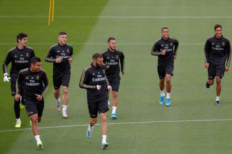 El Real Madrid no ha dado con la tecla en ataque tras la salida de CR7. EFE