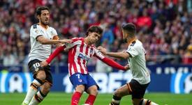 Jaume Costa no está lesionado de gravedad. EFE/Rodrigo Jiménez