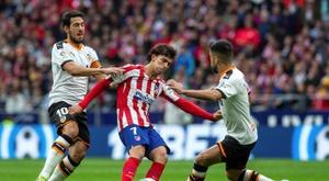 Atlético e Valencia são alguns dos clubes que buscarão em Portugal. EFE/Rodrigo Jiménez