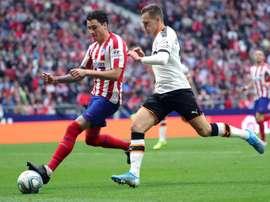 En el City niegan haber hecho semejante propuesta al Atlético. EFE