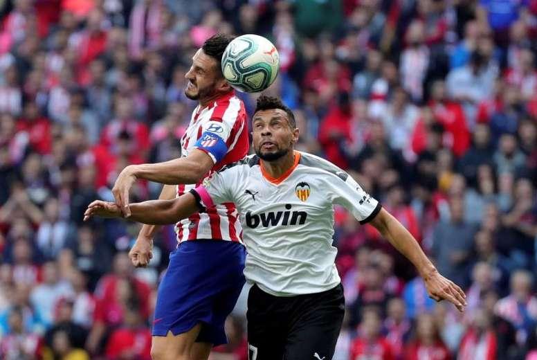 Prováveis escalações da 24º rodada do Campeonato Espanhol. EFE