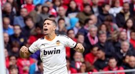 Gabriel ya reconoció su deseo de jugar con España. EFE