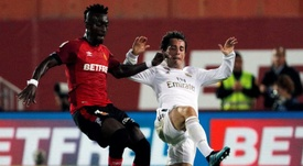 Real Madrid's depleted team wrecked in Son Moix. EFE