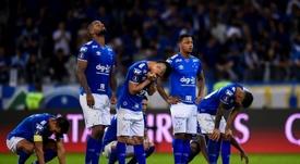 Cruzeiro paga y evita perder otros seis puntos. EFE/Archivo