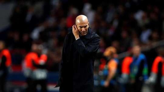 A los de Zidane les urge ganar al Galatasaray. EFE