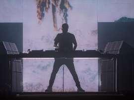 El DJ hará la canción oficial de la Eurocopa 2020. EFE