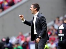 El Valencia se mide al Lille en Champions, club contra el que no conoce la derrota. EFE