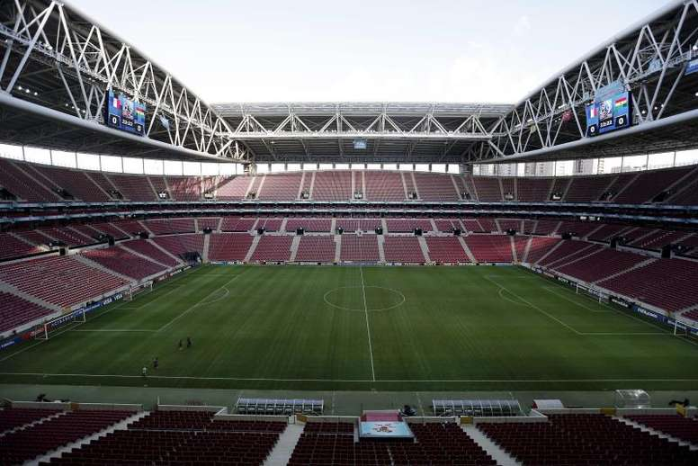 Istanbul will host the 2021 Champions League final. EFE