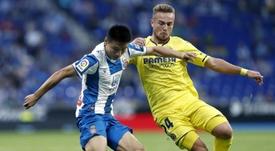 La derrota de Son Moix confirmó que el Villarreal no carbura fuera. EFE