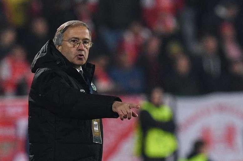 El racismo ante Inglaterra ha agitado el fútbol búlgaro. EFE