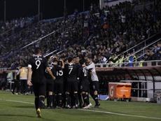 El fútbol paraguayo, dividido por la nueva liga. EFE/AlbertoValdes