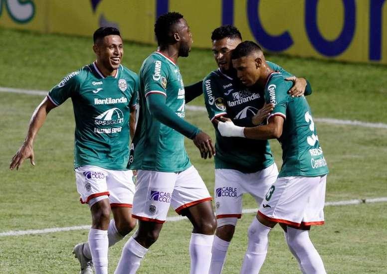Los técnicos argentinos dominan el Apertura de Honduras. EFE/Jose Valle