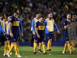 Boca Juniors quer dois medalhões do Brasileirão. EFE/Matías Nápoli Escalero