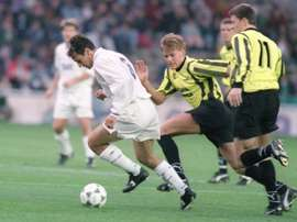 En 1994, el equipo danés apeó al 'merengue' de la Copa de la UEFA. EFE
