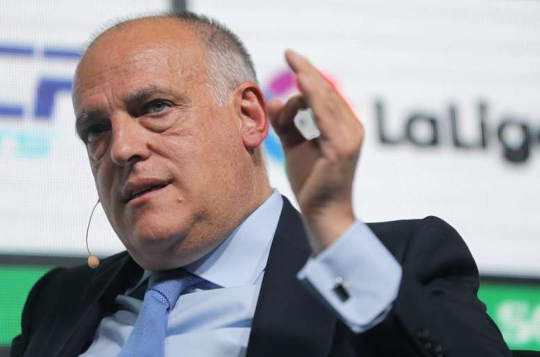 El juez esperaba la declaración de Tebas este jueves... pero no se presentó. EFE/Emilio Lavandeira
