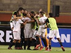 Universitario de Deportes es líder del Clausura Peruano. EFE