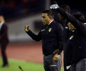 Bejarano, Chumacero y Henry Vaca, novedades. EFE