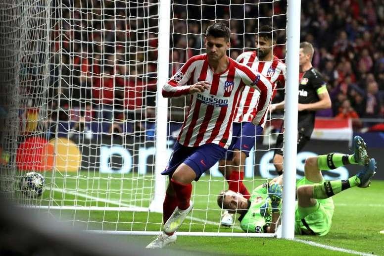 Morata, a threat off the bench. EFE