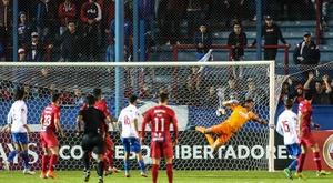 Nacional pinchó en su visita a River Plate Montevideo. EFE