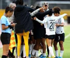 Ferroviaria-Corinthians, la final de la Libertadores Femenina. EFE