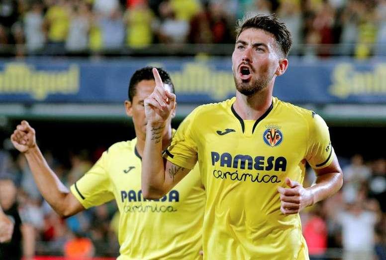 El Villarreal está recuperado de su decepcionante 2018-19. EFE