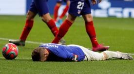 Athletic Bilbao's away form is very, very poor. EFE
